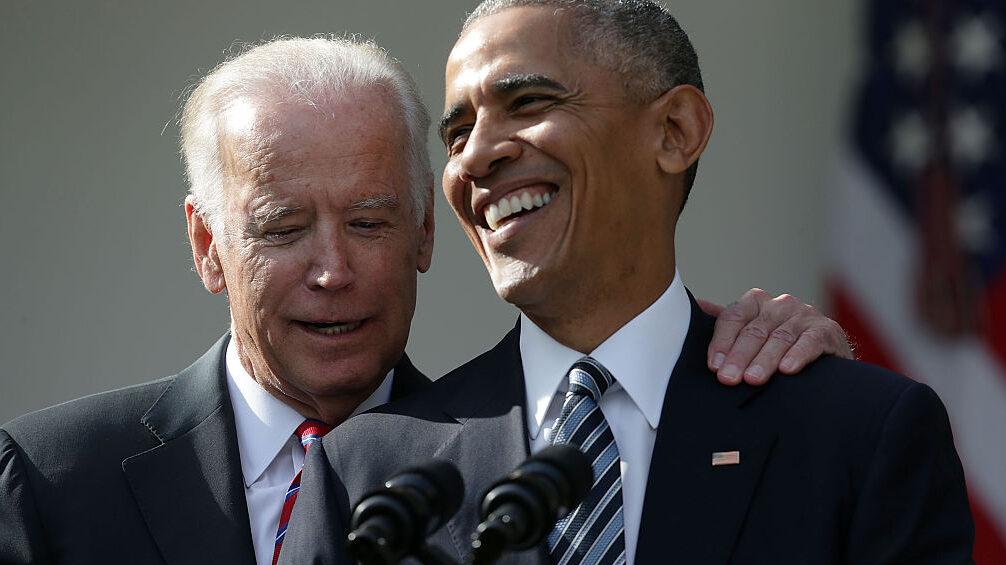 Trump slams Obama over new Biden sit-down video