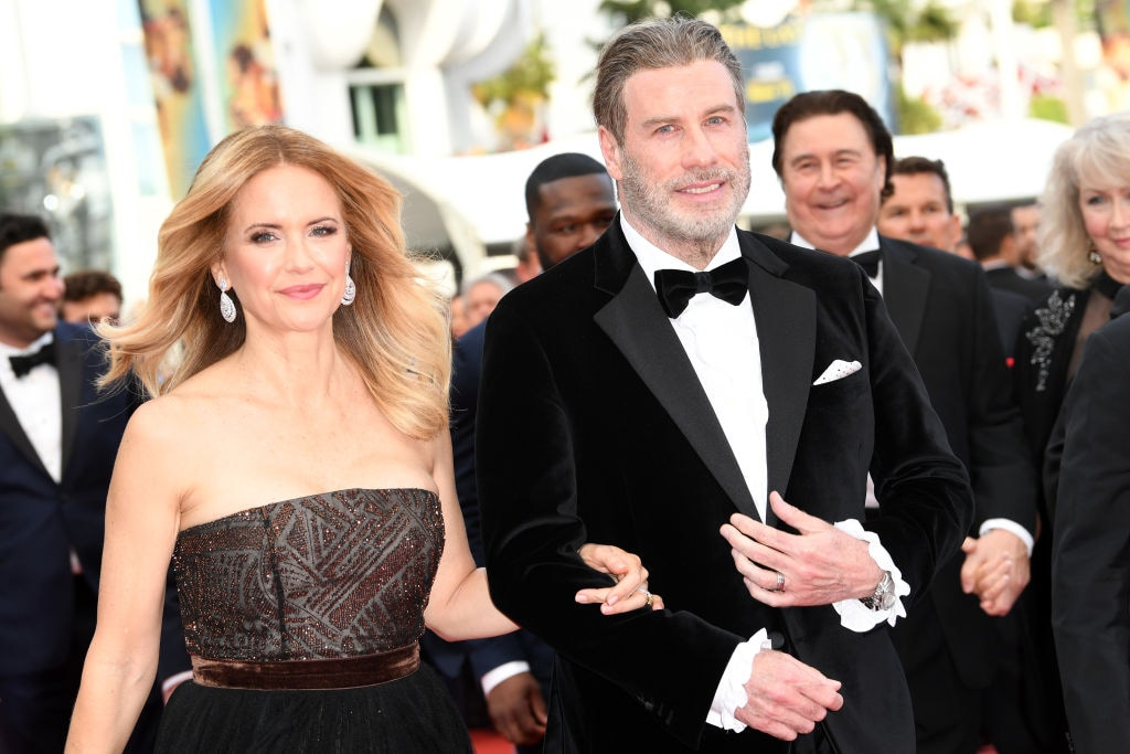 """Solo: A Star Wars Story"" Red Carpet Arrivals - The 71st Annual Cannes Film Festival Kelly Preston thegrio.com"