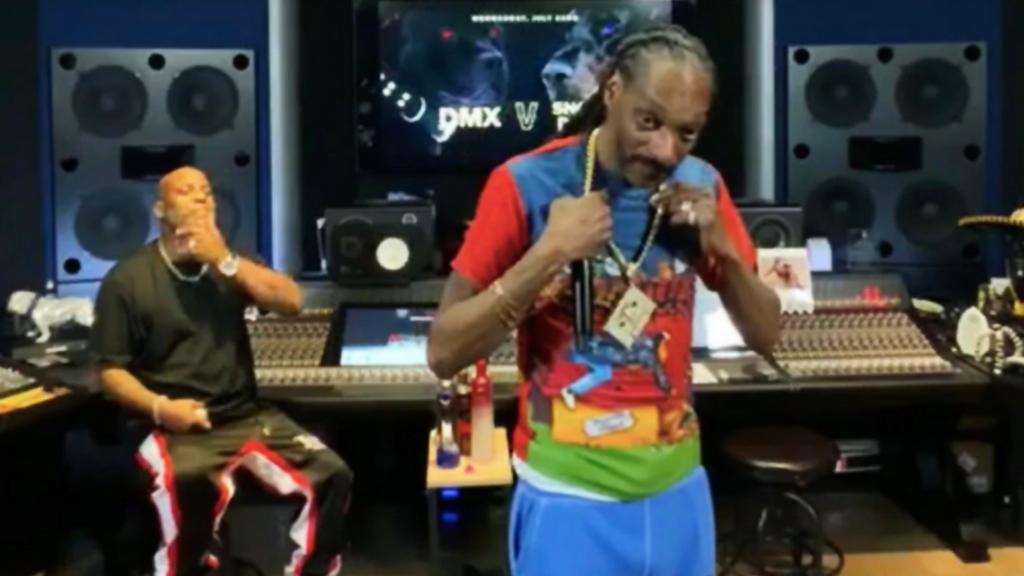 Snoop Dogg and DMX theGrio.com