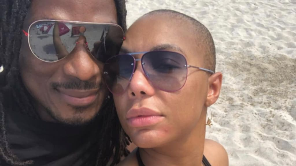 Tamar Braxton and boyfriend David Adefeso theGrio.com