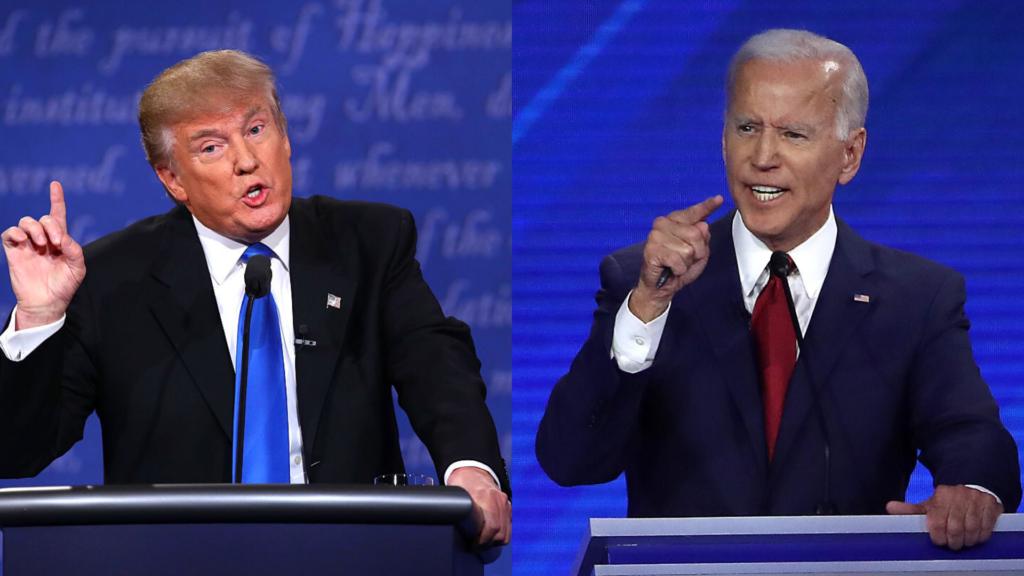 Trump_ Biden theGrio.com