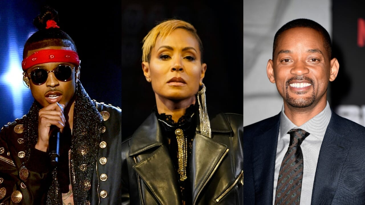 Jada Pinkett Smith admits to separating from Will Smith four years ago