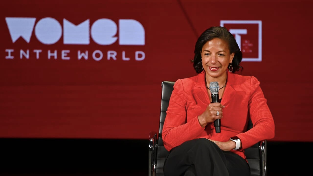 Susan Rice moving to the forefront of Biden VP race - TheGrio