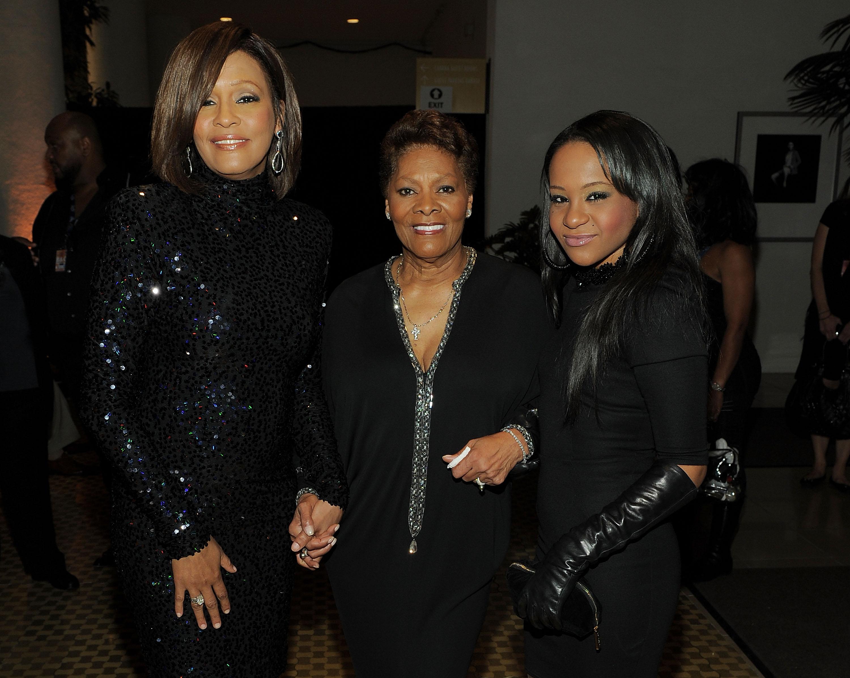 Whitney Houston Clive Davis biopics