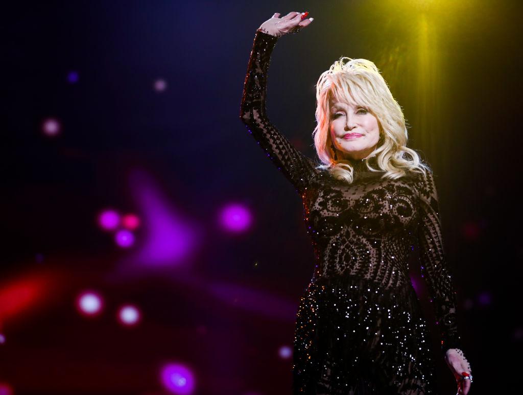 Dolly Parton BLM country music thegrio.com
