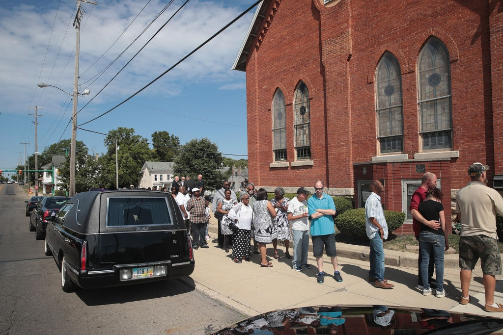 Funerals Held For Victims Of Dayton, Ohio Mass Shooting