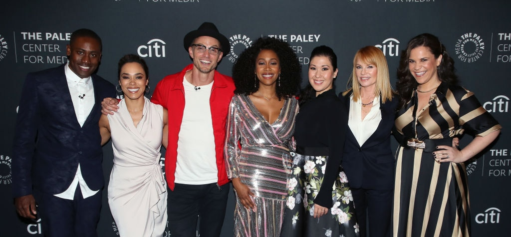 The Paley Center For Media's 2019 PaleyFest Fall TV Previews - CBS - Arrivals
