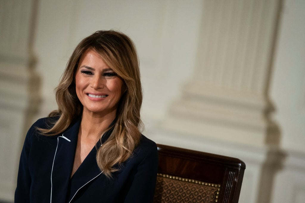 Melania Trump's ex-advisor reportedly taped the first lady bashing Trump