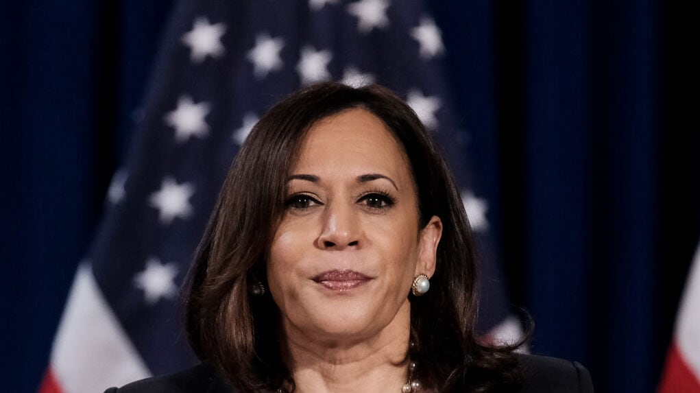 Michigan deputy fired after sharing racist photo of Kamala Harris watermelon Jack-O'-Lantern - TheGrio