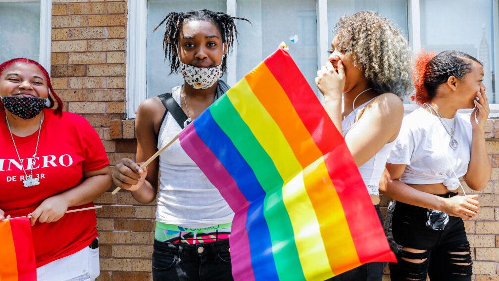 Chicago Hosts Black Lives Matter Pride Protests