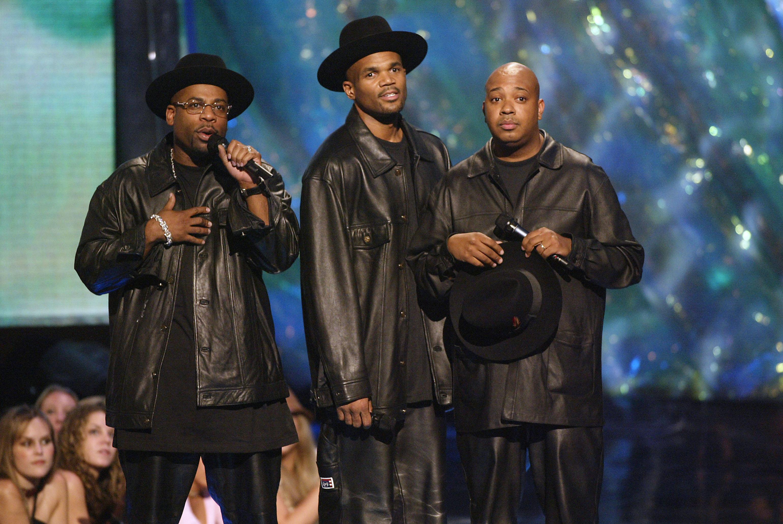 2002 MTV Video Music Awards - Show Run DMC