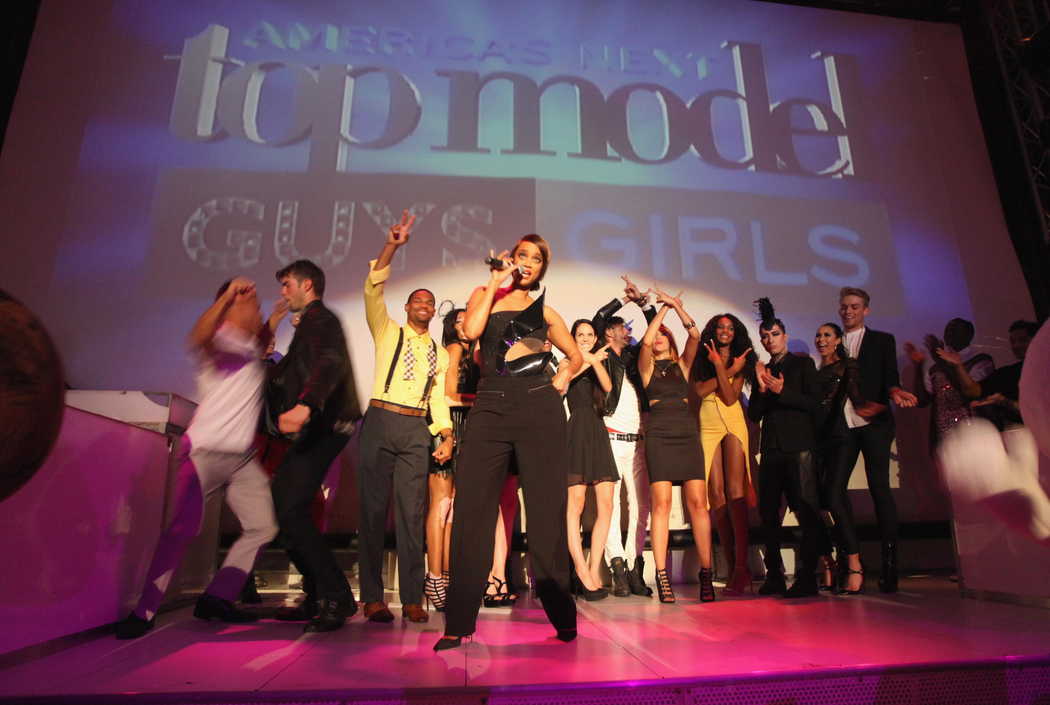 Tyra Banks ABC Signature mogul thegrio.com