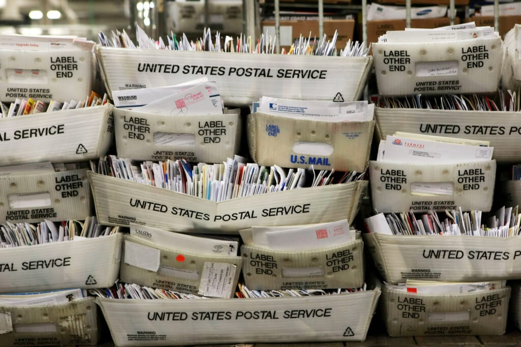 Post Offices Across Country Brace For Expected Busiest Mail Day