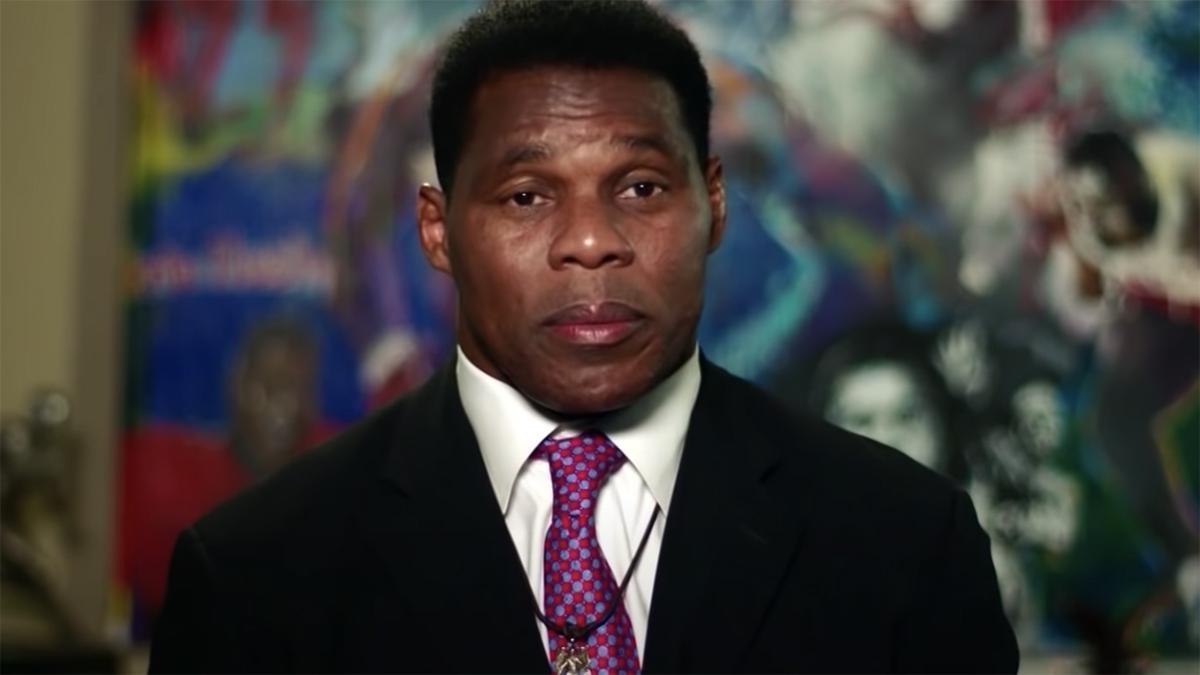 Herschel Walker does not believe in reparations for Black Americans - TheGrio