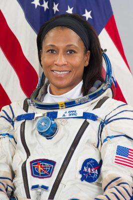 Jeanette Epps NASA