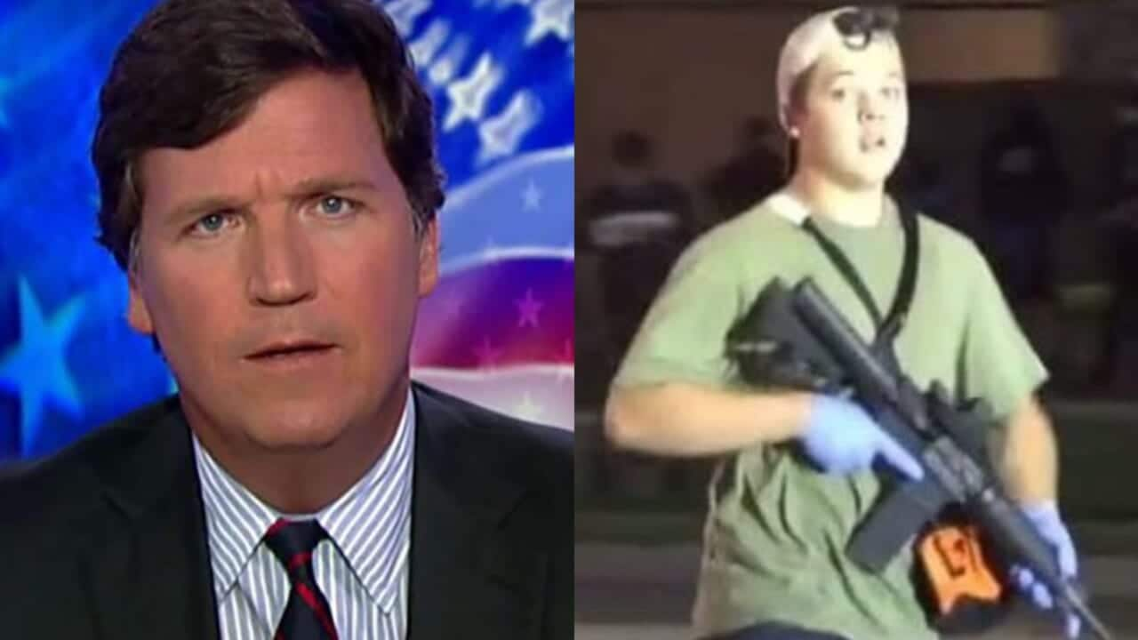 Tucker Carlson says teen who shot protesters was 'maintaining order'