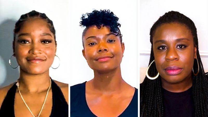 Gabrielle Union Keke Palmer Uzo Aduba thegrio.com