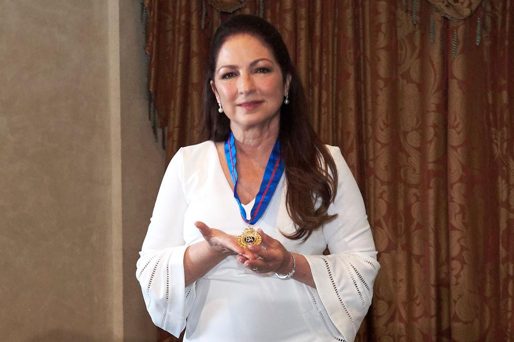 Gloria Estefan Red Table Talk