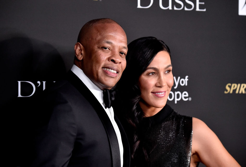 Dr. Dre's wife explains mind-blowing monthly divorce payment request