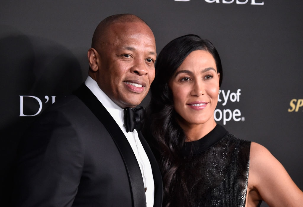 Dr. Dre to pay $300K a month in spousal support to ex Nicole Young