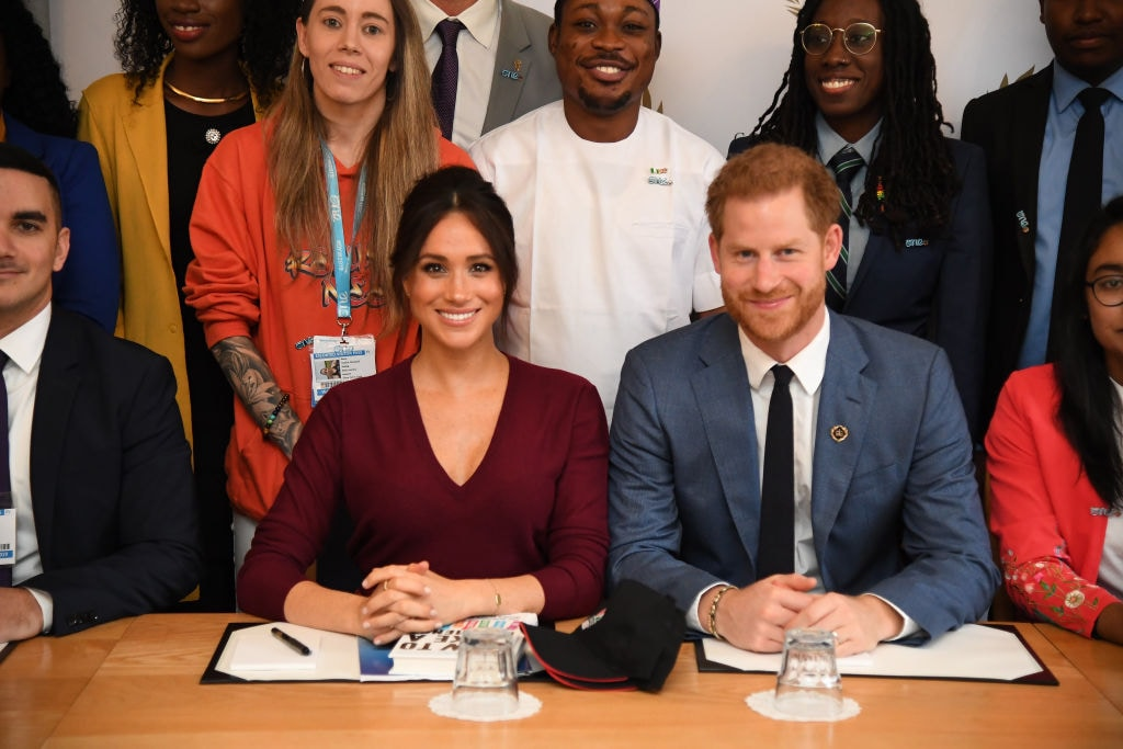 Harry and Meghan slammed for breaking 'royal neutrality' in new video