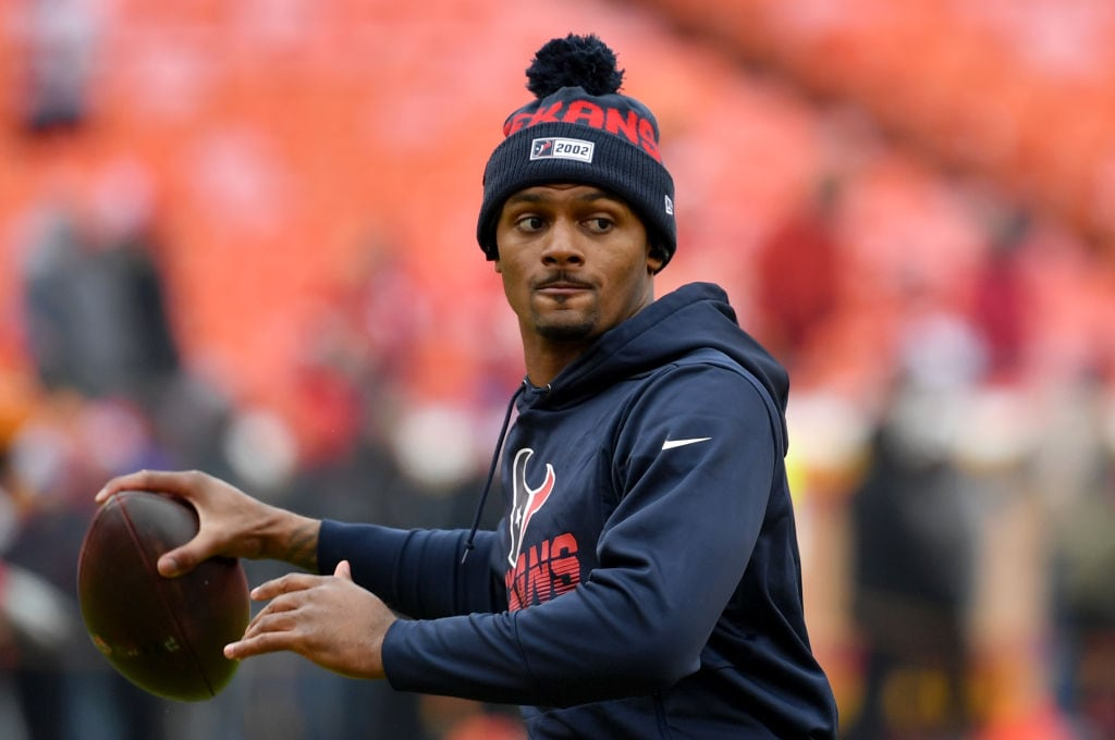 Deshaun Watson is ready to speak out against racism in the NFL - TheGrio
