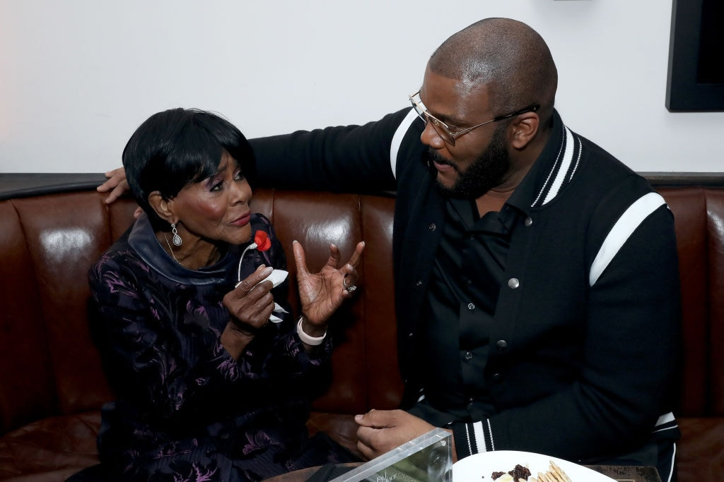 """Netflix Premiere Tyler Perry's """"A Fall From Grace"""""""