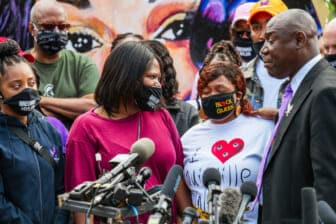 Louisville Reacts After Cop Charged With Wanton Endangerment In Breonna Taylor's Death