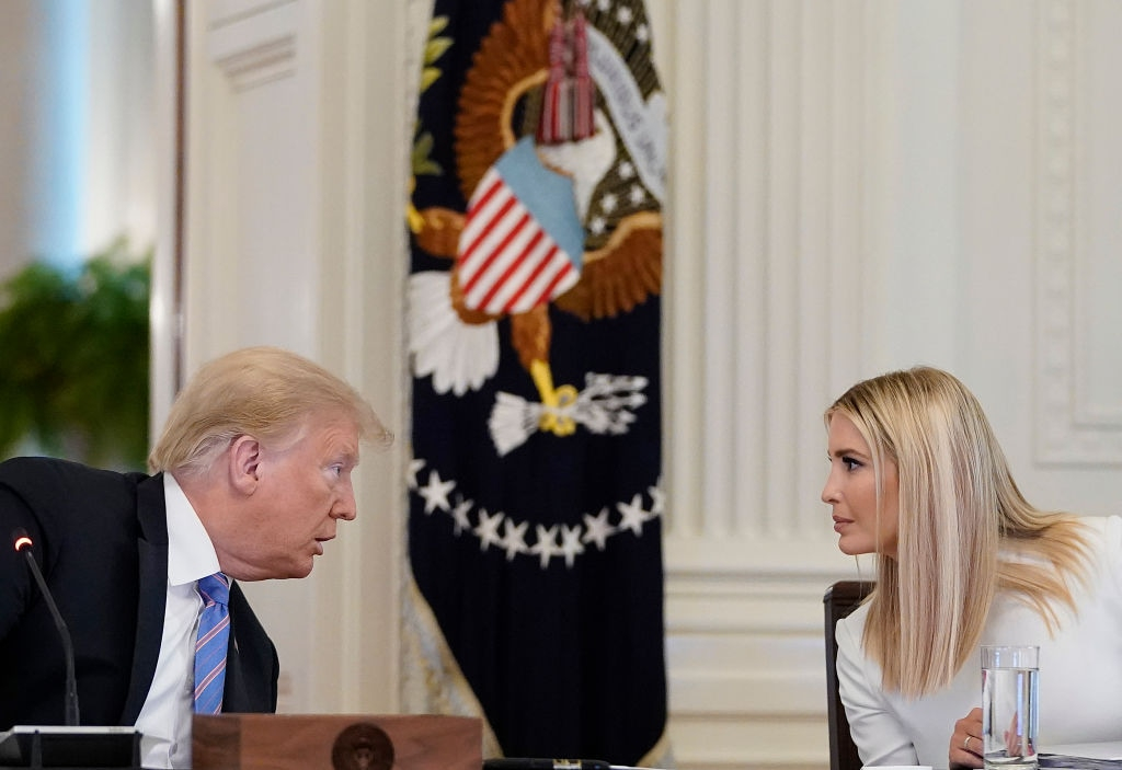 Ivanka Trump likely received 'consulting fees' to reduce Donald's taxes - TheGrio