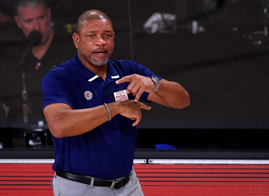 Doc Rivers out as Clippers' coach after seven seasons
