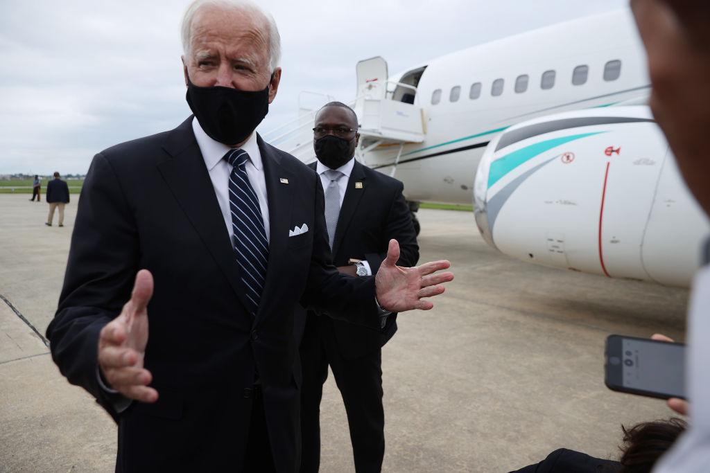 Donald Trump Joe Biden election swing states thegrio.com