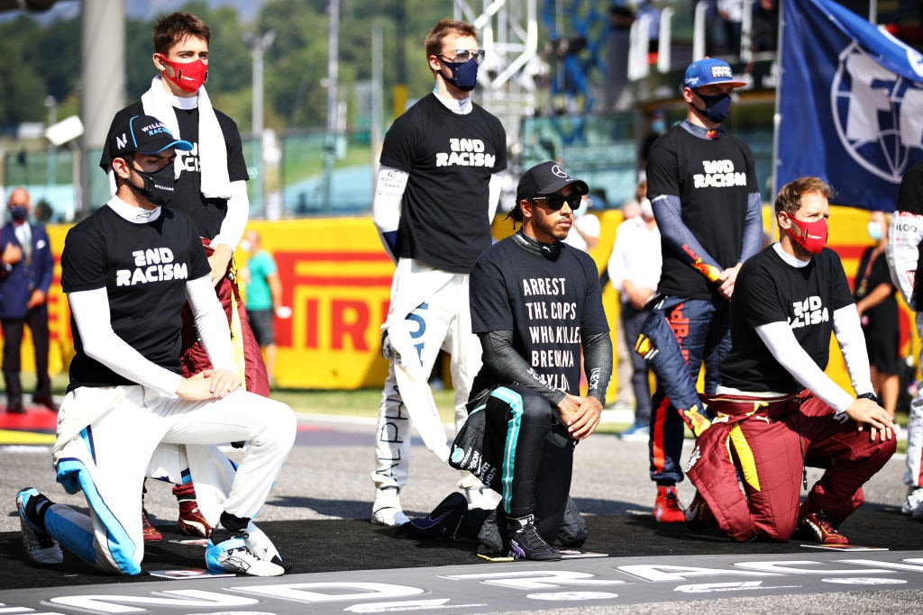 Lewis Hamilton Breonna Taylor thegrio.com