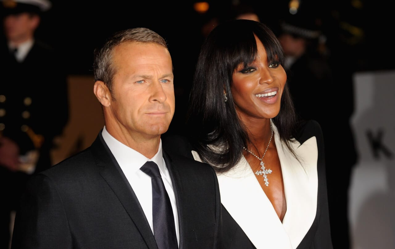 Naomi Campbell's ex-boyfriend files lawsuit claiming she owes him $3M - TheGrio