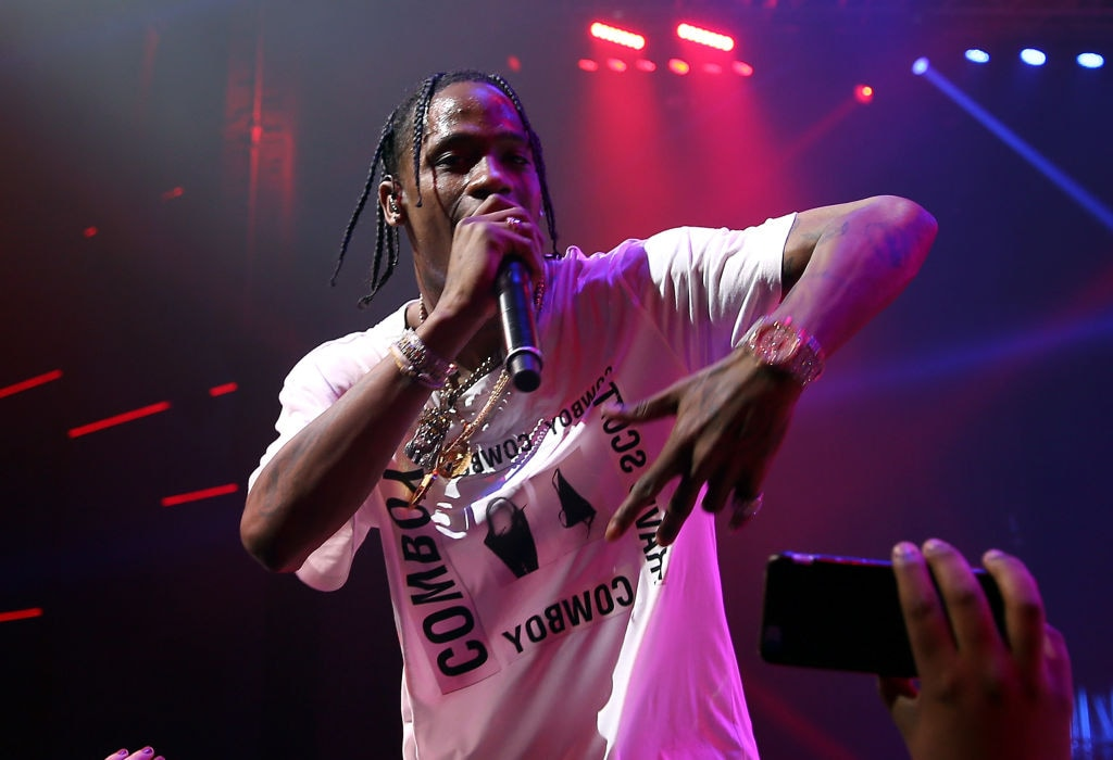 McDonald's adding Travis Scott meal to menu to appeal to Gen Z