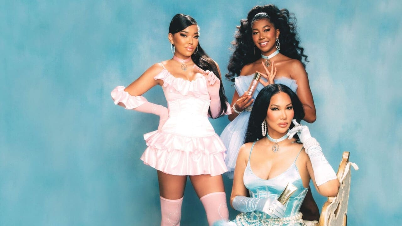 Kimora Lee Simmons, daughters launch new Baby Phat Beauty line - TheGrio
