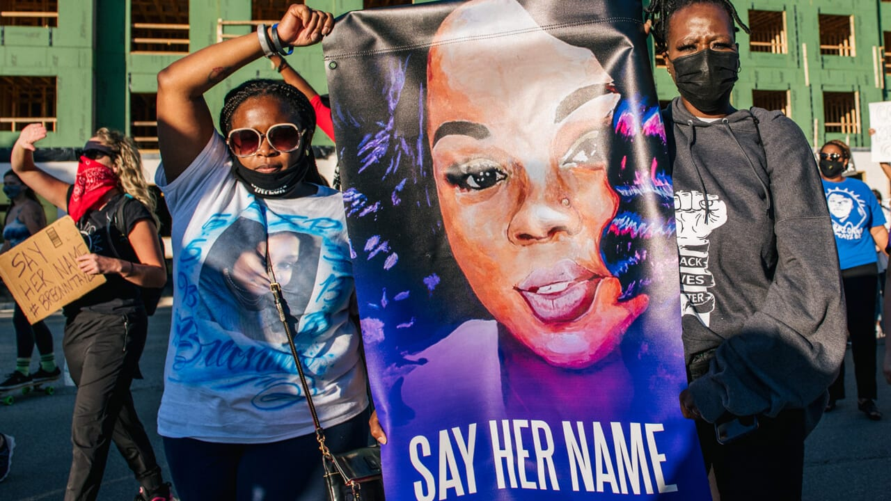Change.org petitions for Breonna Taylor and George Floyd break records