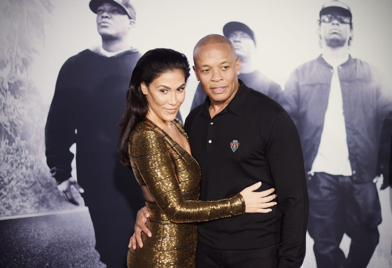 Dr. Dre's wife Nicole Young explains big monthly divorce payment request