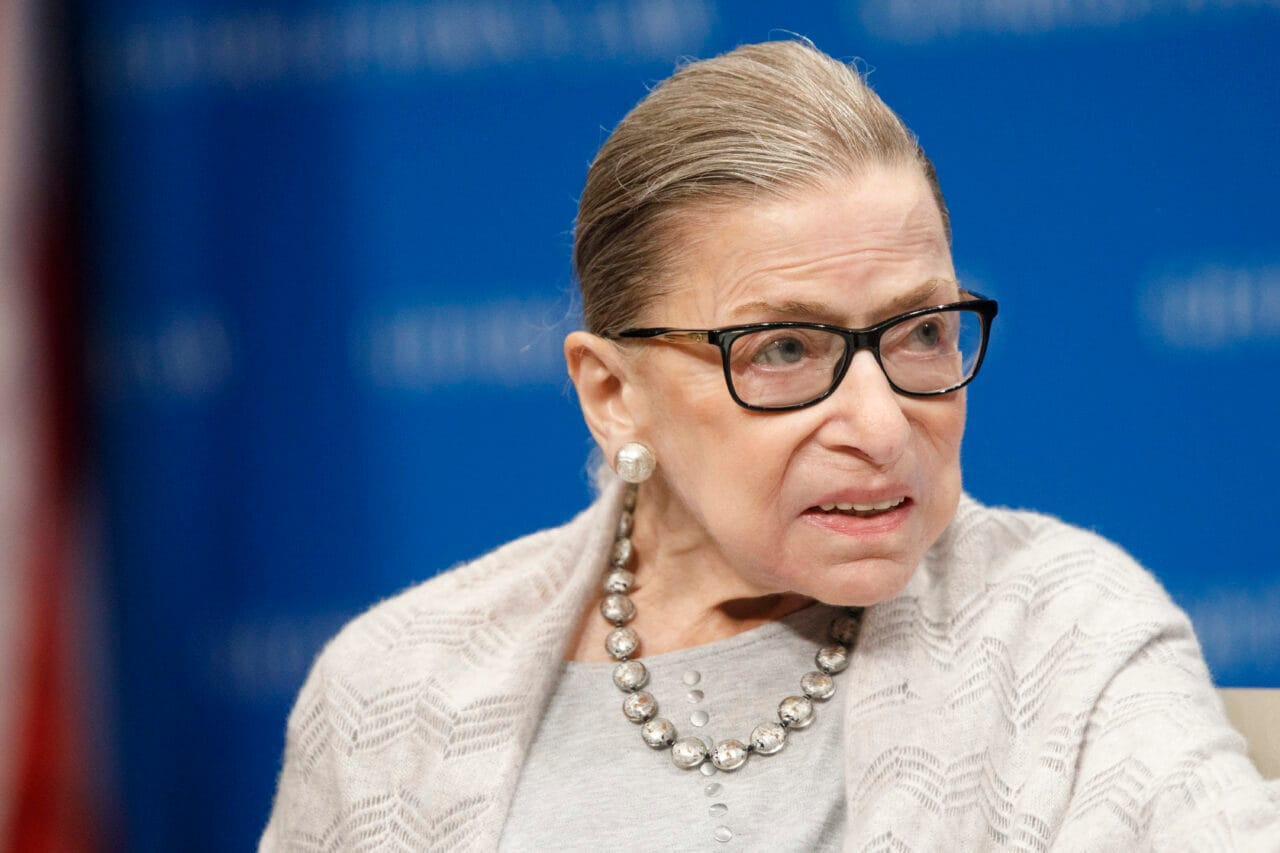 Ginsburg's dying wish: Replace me when a 'new president is installed'