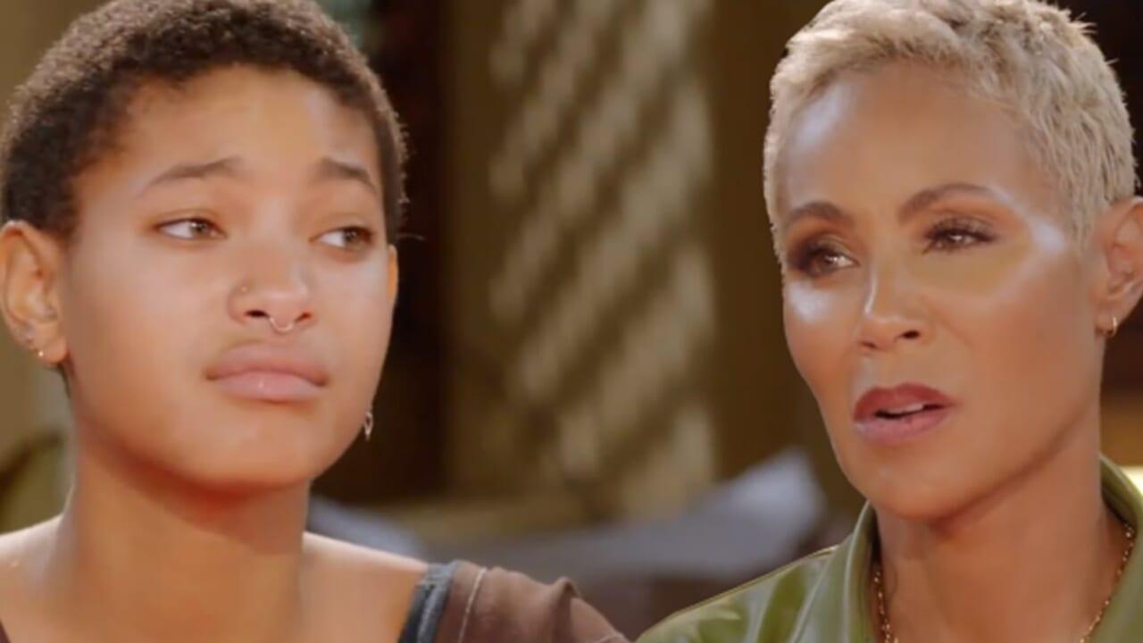 Willow Smith responds to Jada Pinkett Smith's 'entanglement' with August Alsina - TheGrio