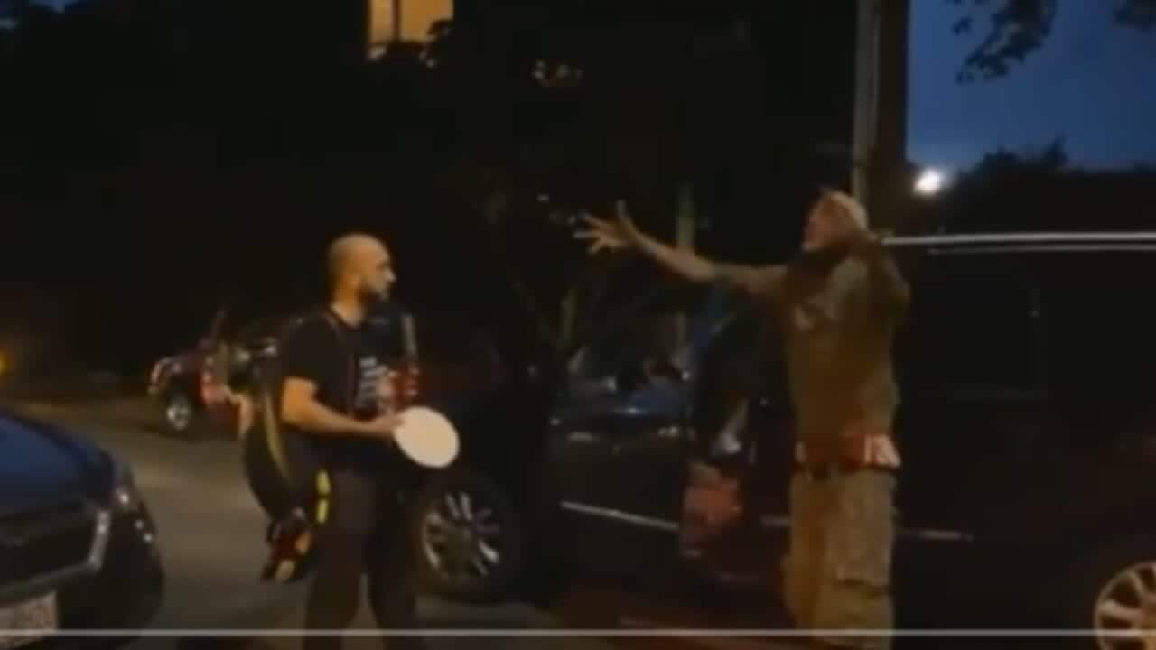 Black man calls out Portland protesters in viral video: 'You ain't from here'
