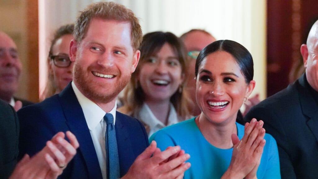 Meghan Harry Netflix deal royals thegrio.com