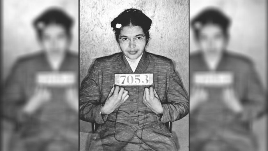 Rosa Parks thegrio.com