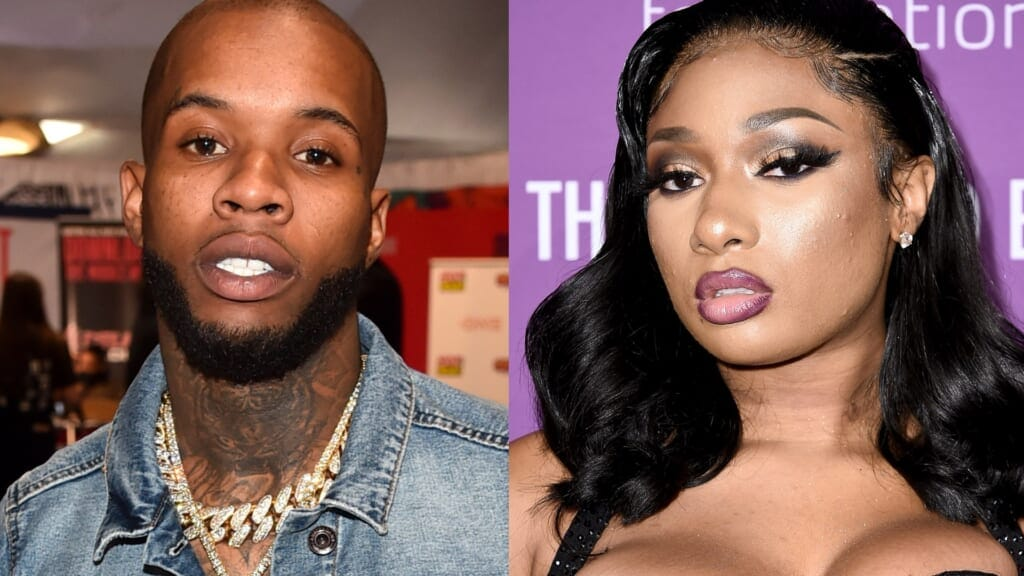 Tory Lanez Apologized To Megan Thee Stallion After Shooting I Was Too Drunk Thegrio Thegrio