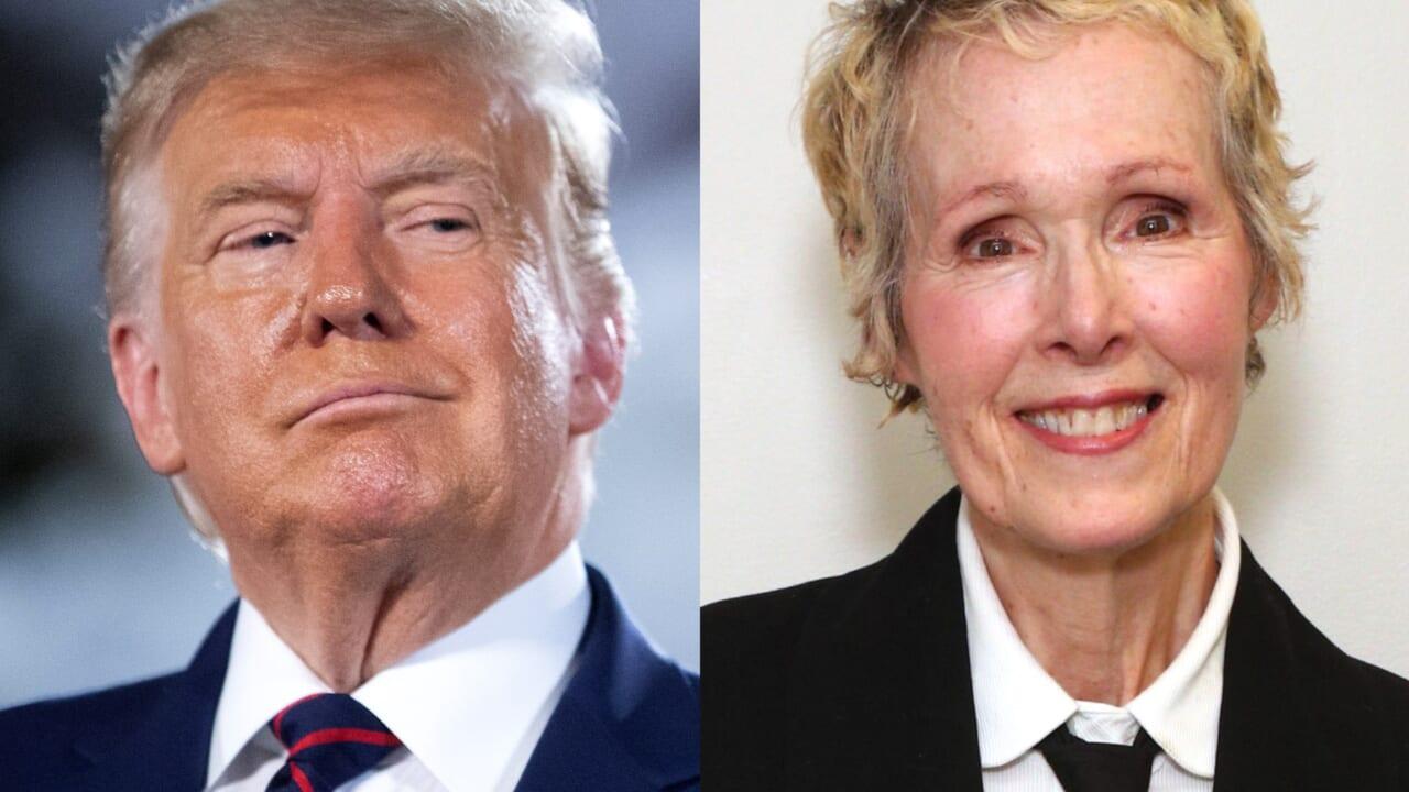 DOJ asks to defend Trump in rape accuser's defamation lawsuit - TheGrio