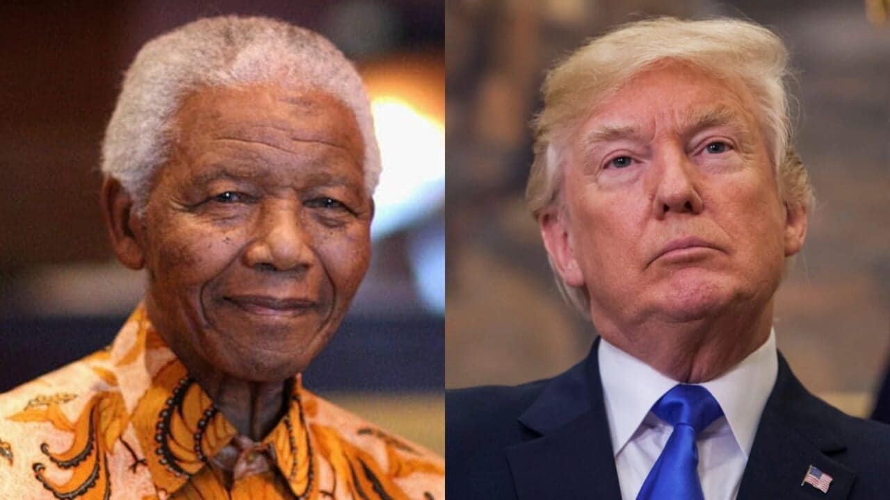 Trump said 'F—k Mandela. He was no leader,' Cohen claims in book - TheGrio