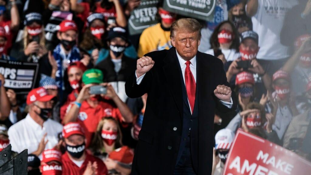 Donald Trump thegrio.com