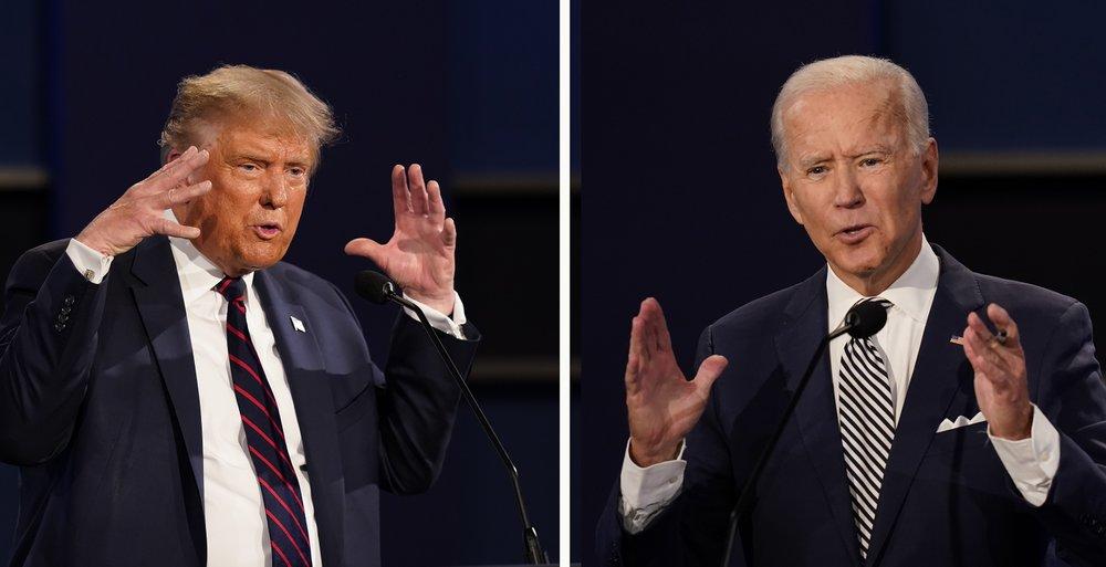 Trump Biden thegrio.com