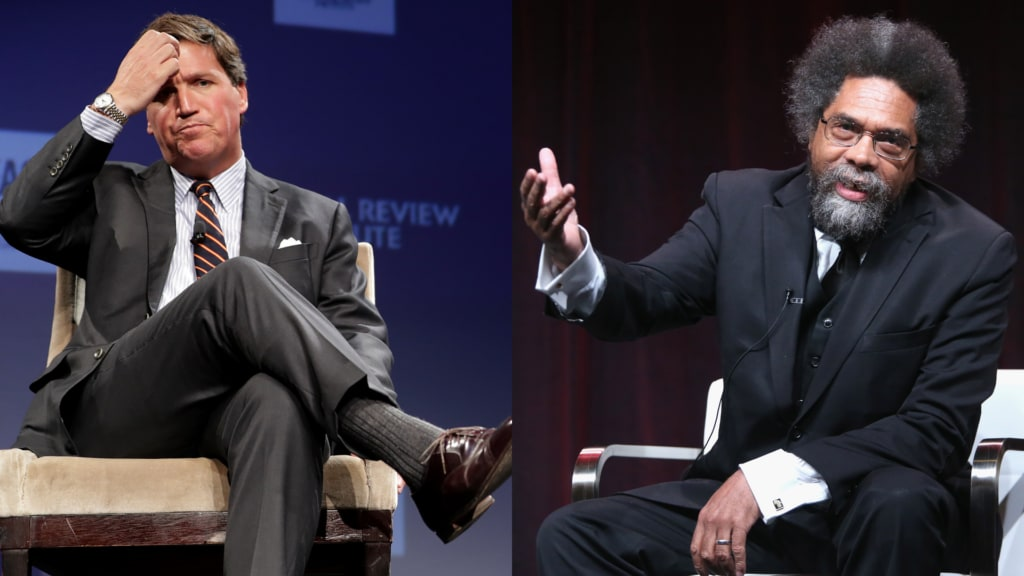 Viral: Cornel West had Tucker Carlson ready to embrace democratic socialism