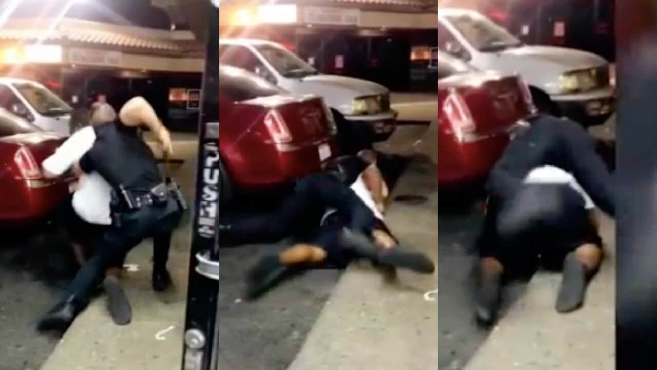 San Bernardino police officer kills Black man - TheGrio