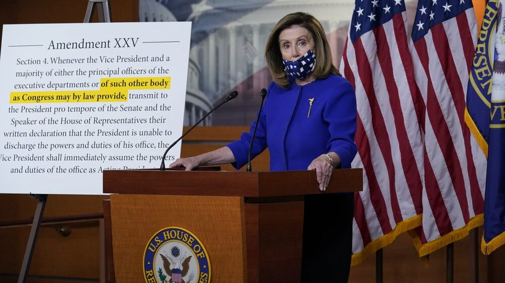 Pelosi calls White House stimulus offer 'one step forward, two steps back